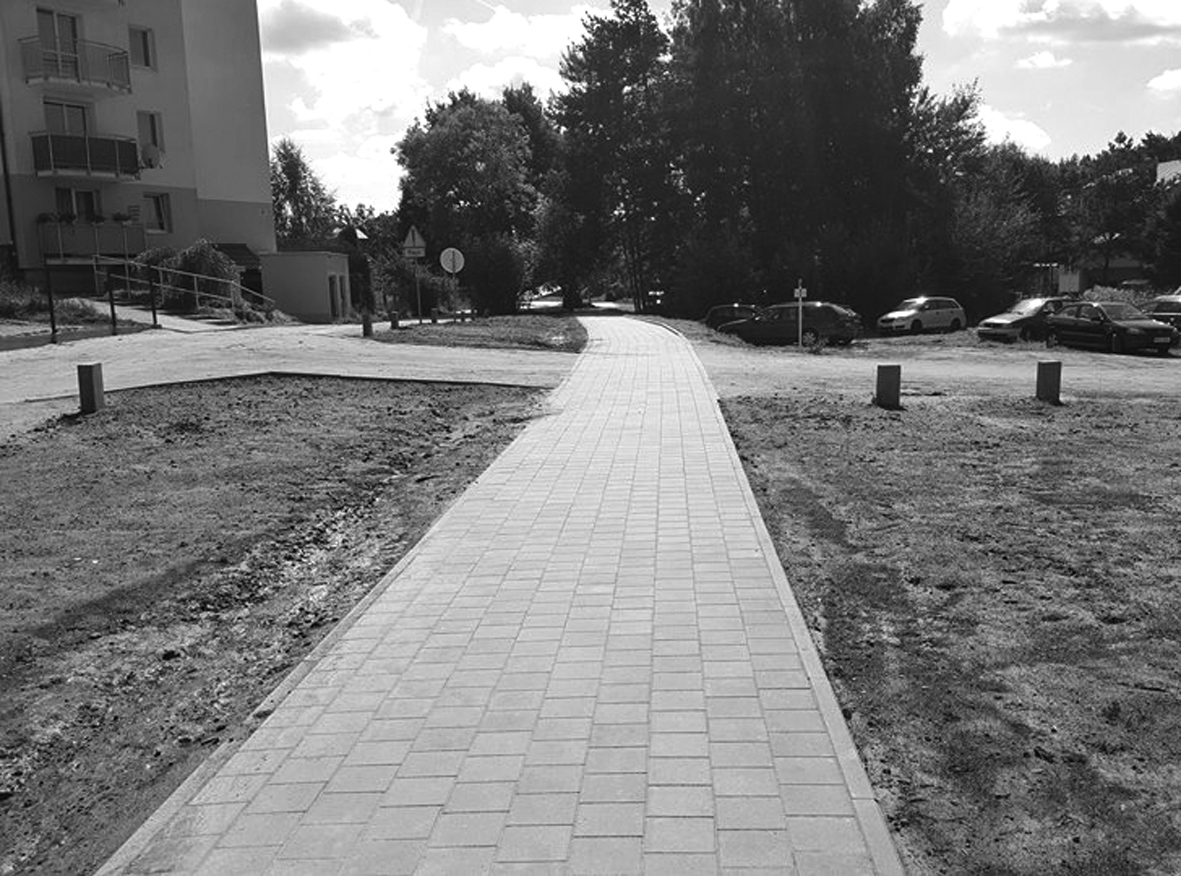 Chodnik Górnicza